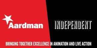 Aardman Independent Film collaboration