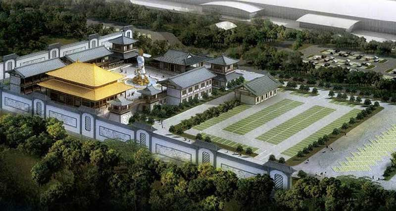 plans for chinese theme park fail ACTP
