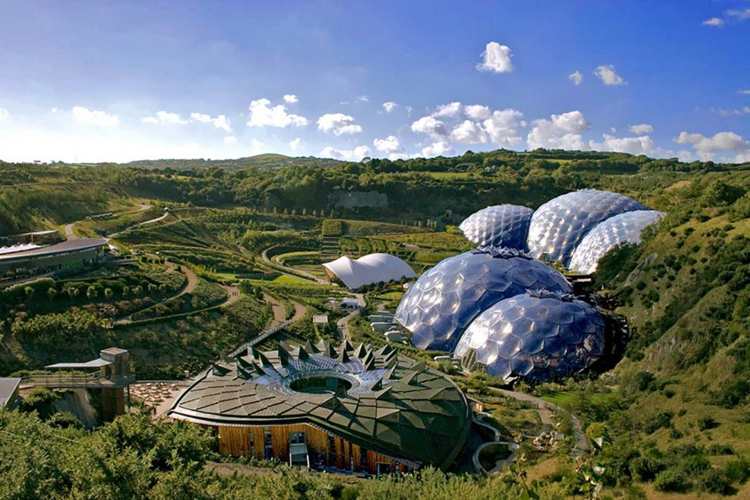 Eden Project Tamsyn William