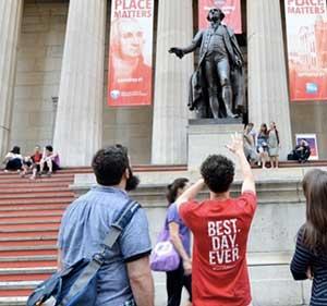 Urban Adventures 365 ticketing USA partnership