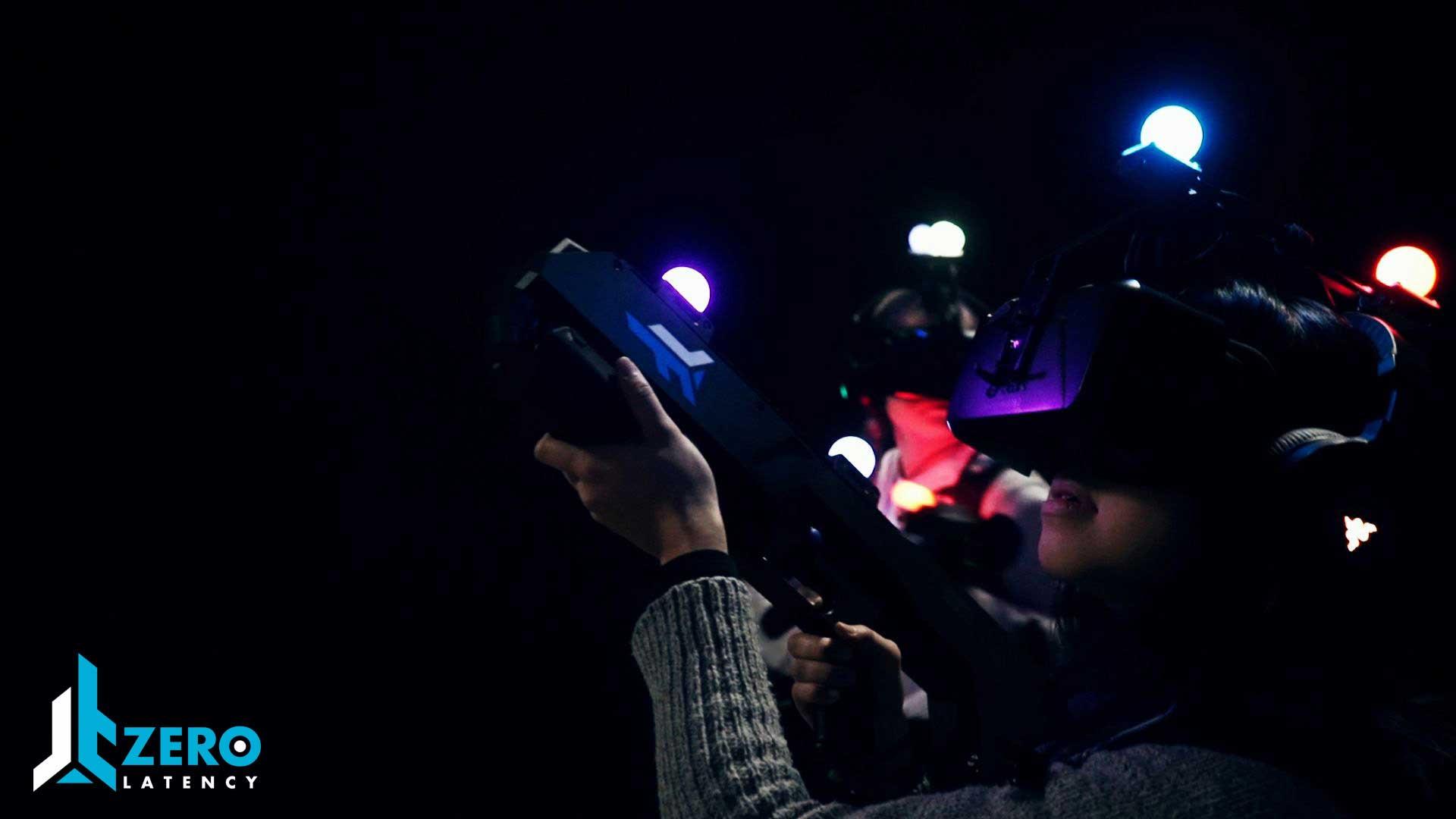 Zero Latency VR survival Brisbane