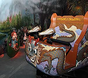Dark Ride Simtec