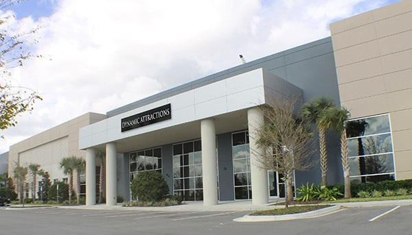 Dynamic Attractions Orlando Office