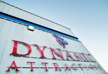 Dynamic Attractions Exterior