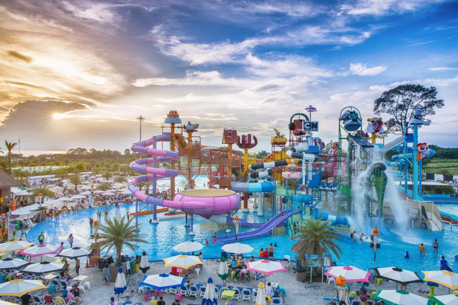 Tripadvisor Award confirms Cartoon Network Amazone one of Asia's top waterparks