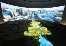 Christie and Wincomm Technology Changchun City Planning Museum