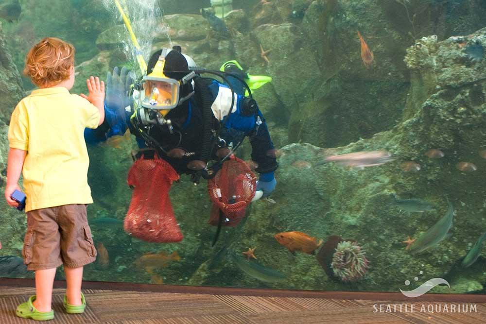 Seattle Aquarium ACME POS Ticketing