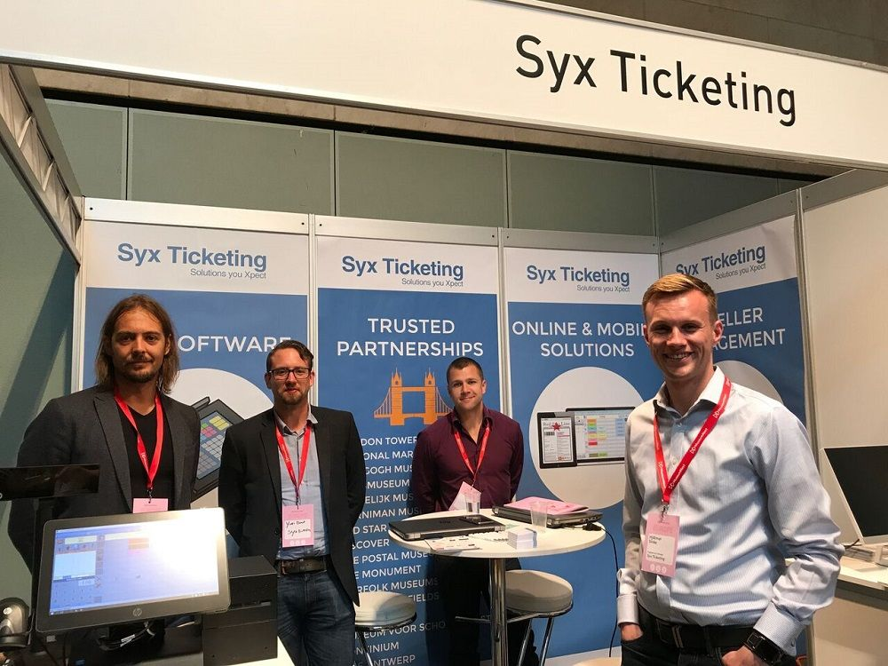 Syx Ticketing