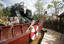 Tayto Park Viking Voyage Deluxe Group Interlink Viking Voyage