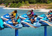 Intamin 'animal rescue' jet-ski coaster opens at SeaWorld San Antonio