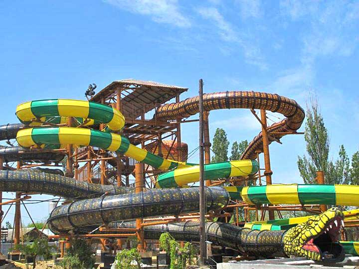arihant cobra slide water Aquapark Zatoka