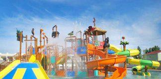 arihant play slides water Aquapark Zatoka