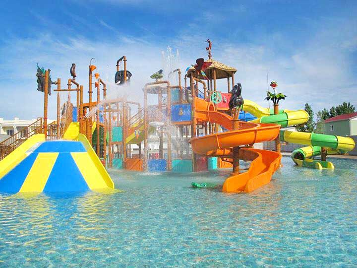 arihant play slides water Aquapark Zatoka