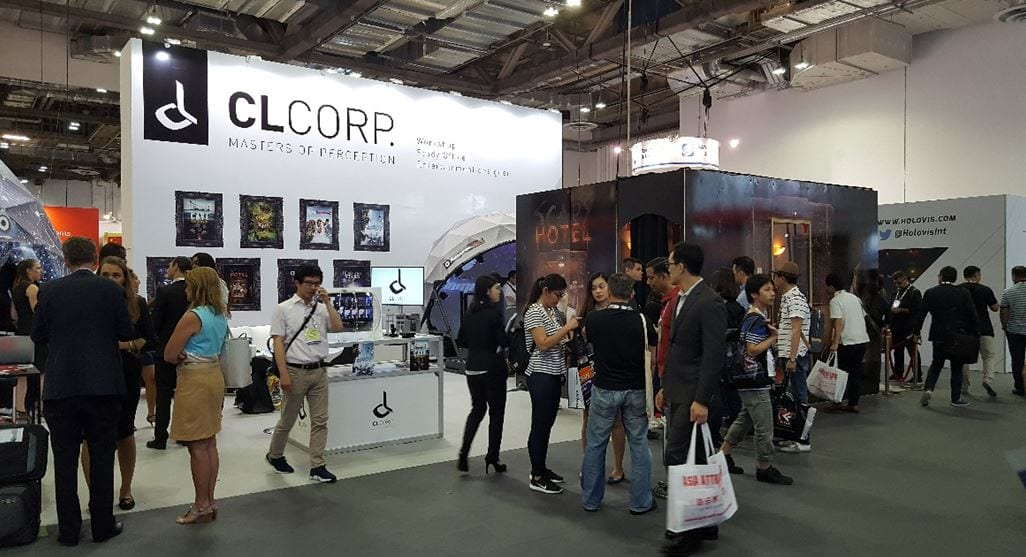 Cl Corporation's new immersive attractions wow crowds at AAE Singapore EAS