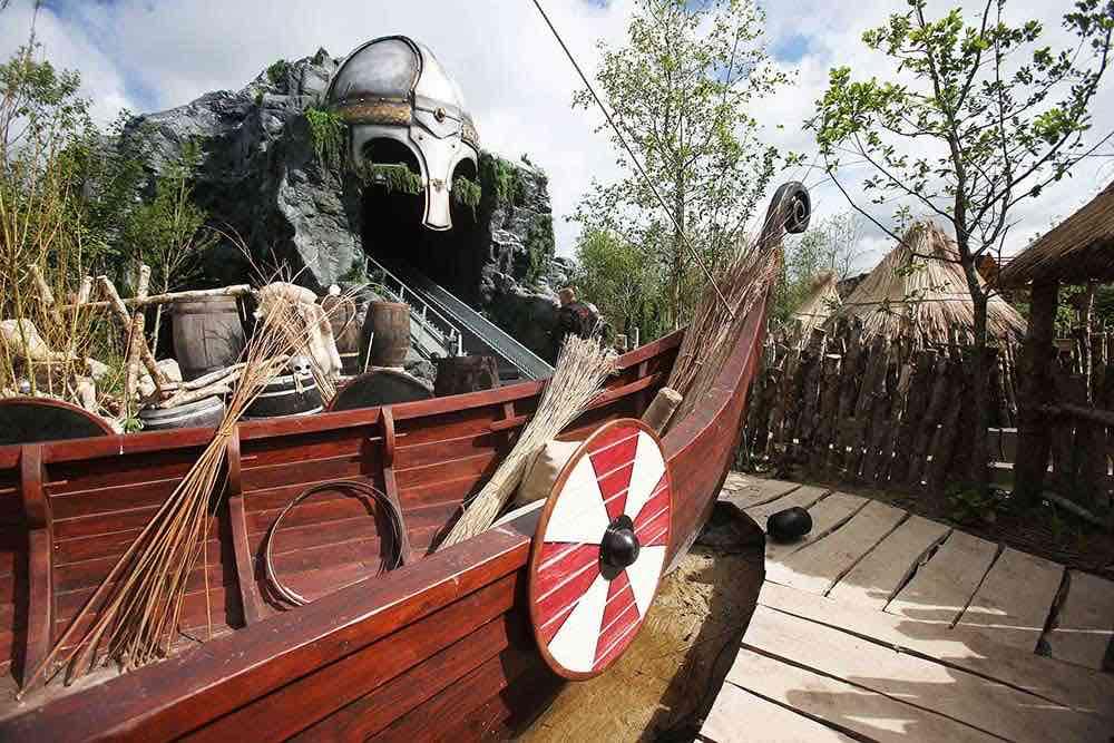 Viking Voyage Tayto Park