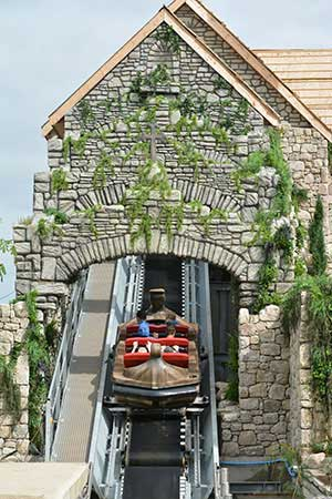 tower Viking Voyage Tayto Park