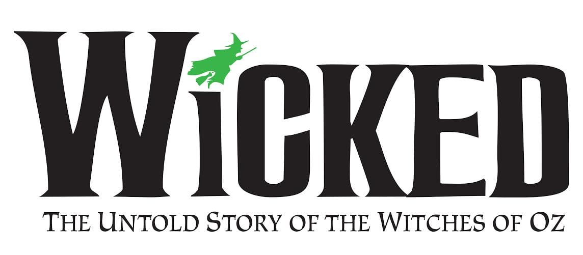 wicked logo witchesof oz