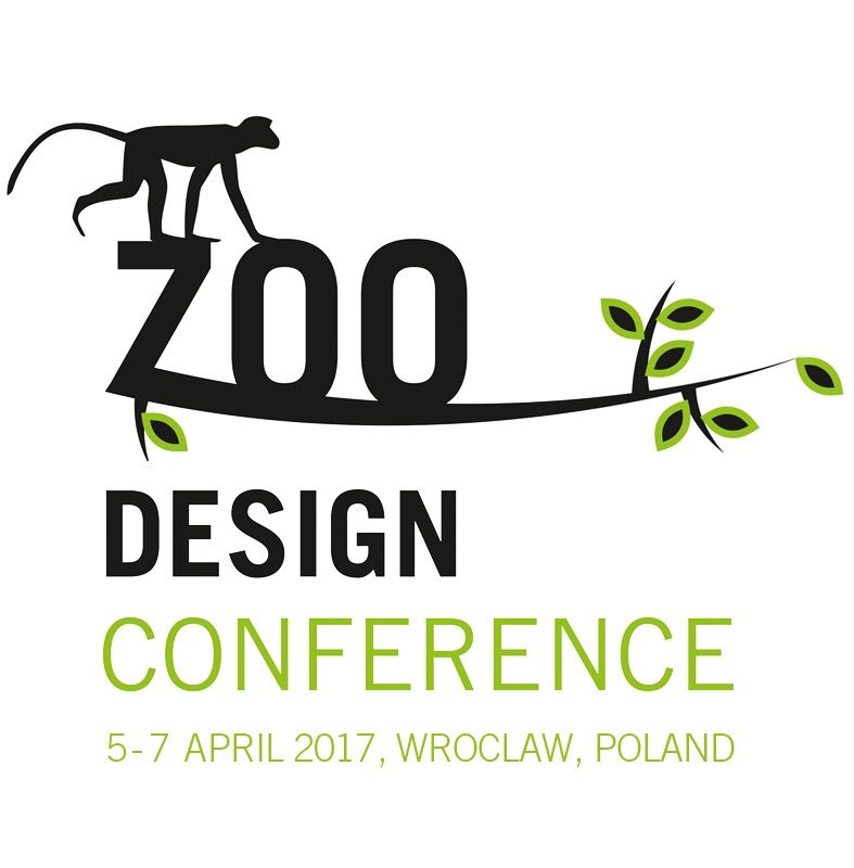 zoo design conference logo