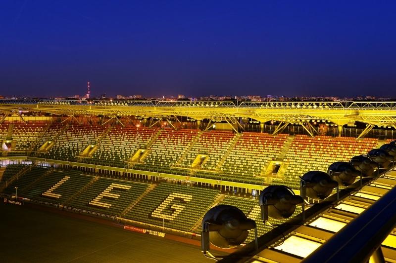 Legia Stadium Tour Imagineear