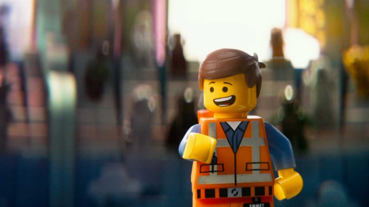 Lego Movie Mini Missions
