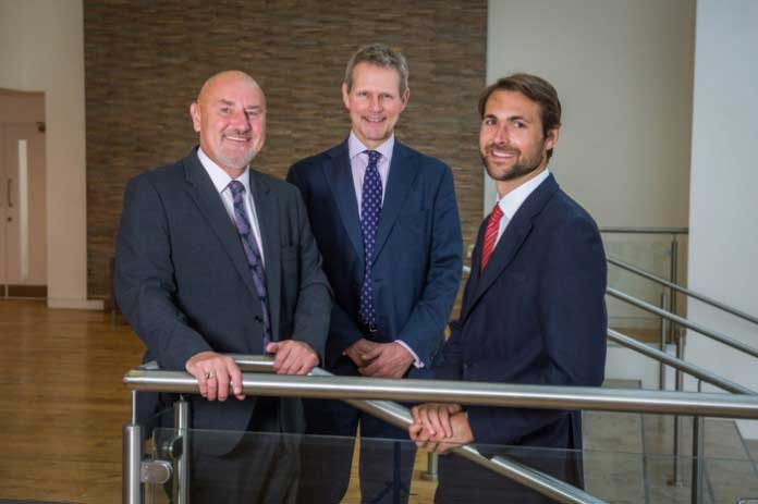Colliers Tim Davies christopher dawson Matt Hyslop