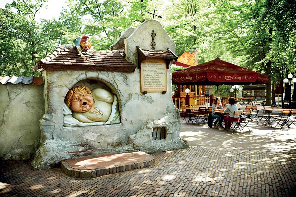 big mouth Efteling Symbolica