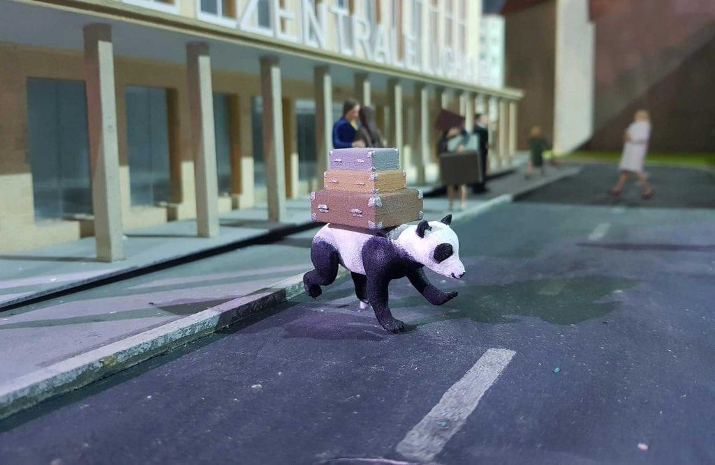 Panda Little BIG City Sea Life