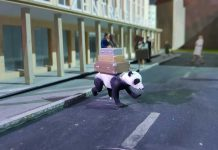 Panda Little BIG City Sea Life