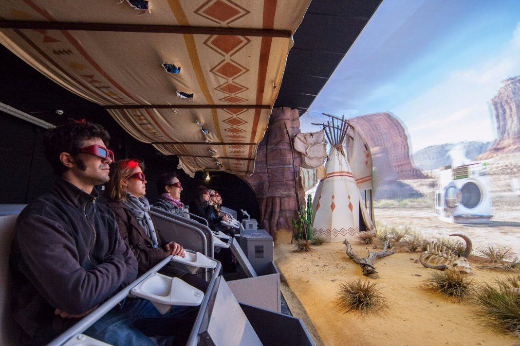 Jora Vision welcomes Pieter Cornelis as Project Strategy Director People on a dark ride at Futuroscope