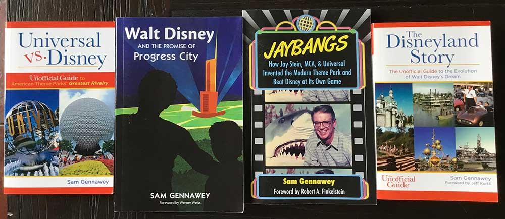 Sam Gennawey books