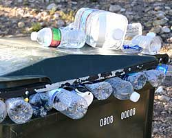 nps plastic bottles waste