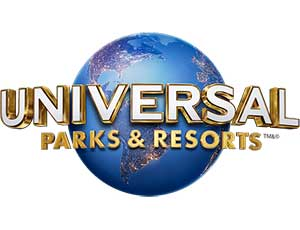 universal parks and resorts logo Paul Osterhout
