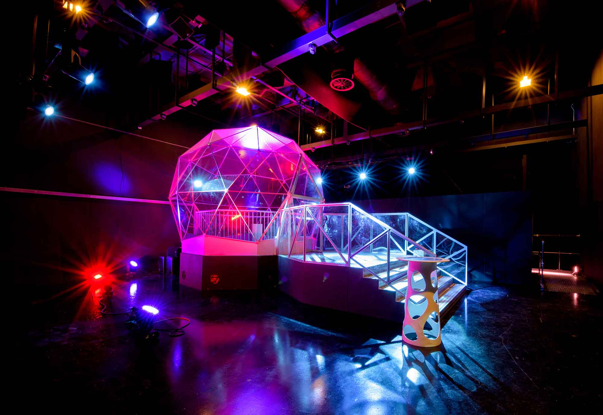Crystal Maze ball