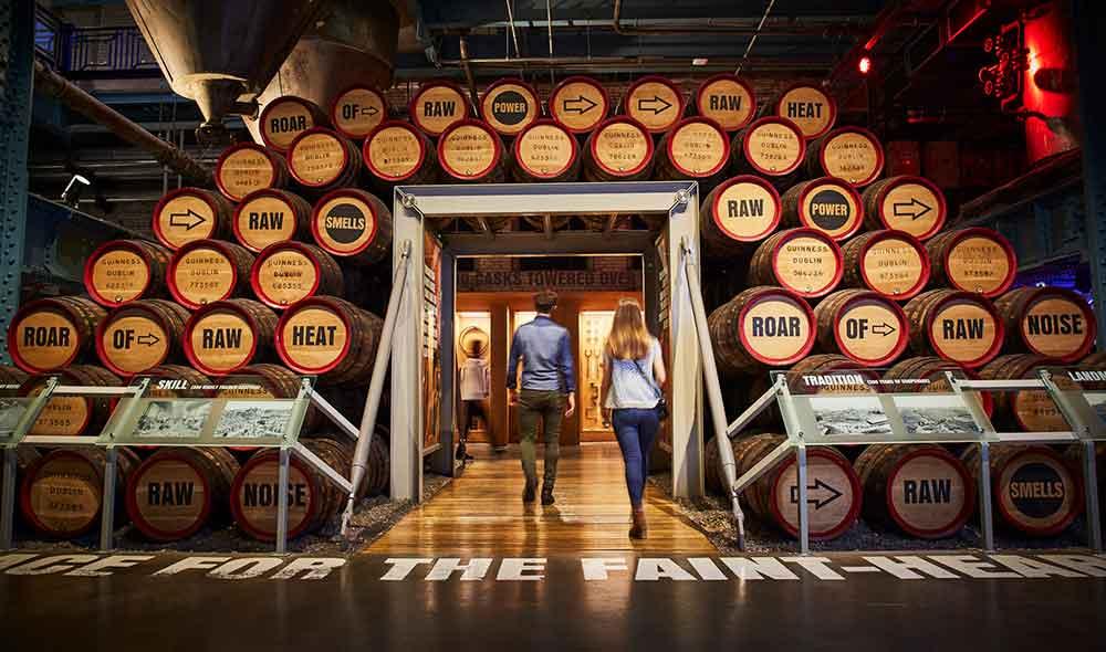Guinness Storehouse RAW