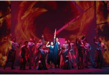 Christie visuals wow young audiences at Seoul Arts Centre's The Magic Flute