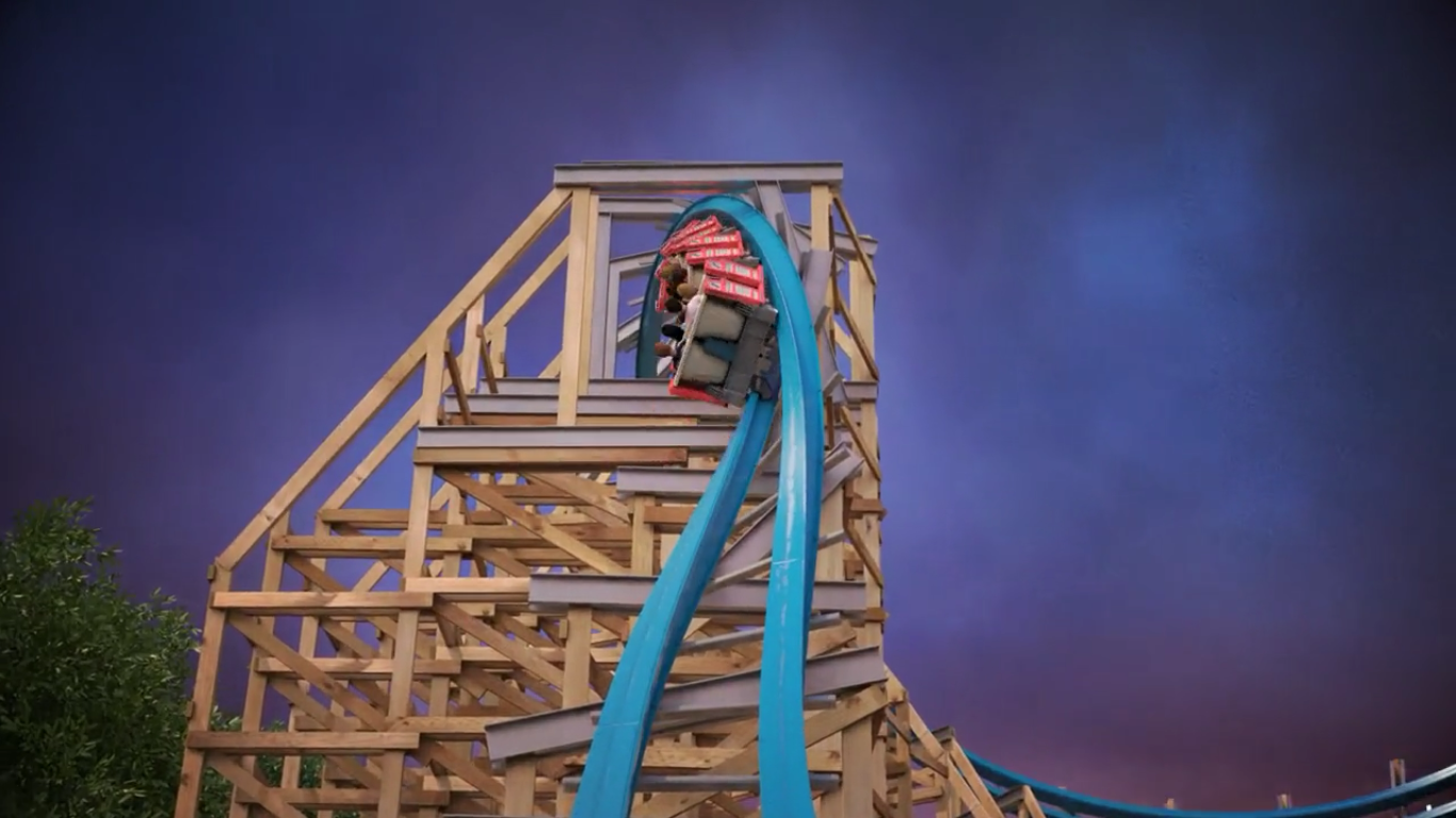 Six Flags reveals new theme park rides for 2018 | blooloop