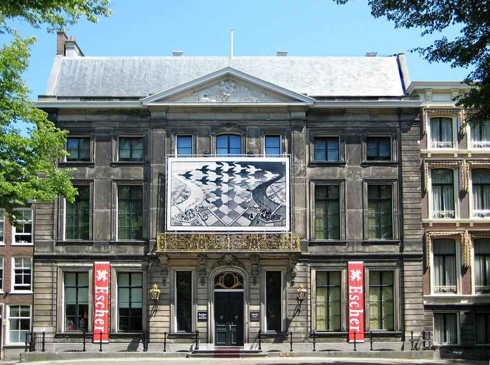 the hague escher museum