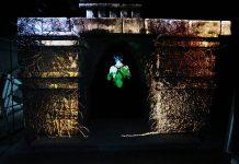 Dark Ride Video Mapping Maya World EOS Rides
