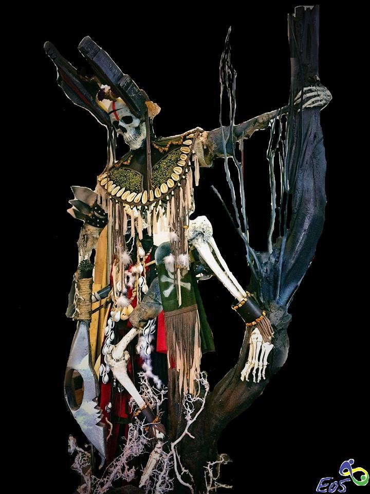 Labyrinth Ghosts Maya World EOS Rides