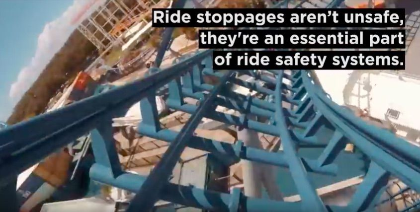rollercoaster safety village roadshow
