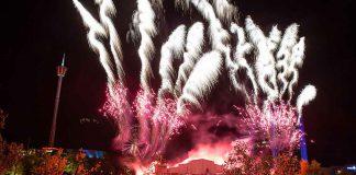 IAAPA EAS fireworks