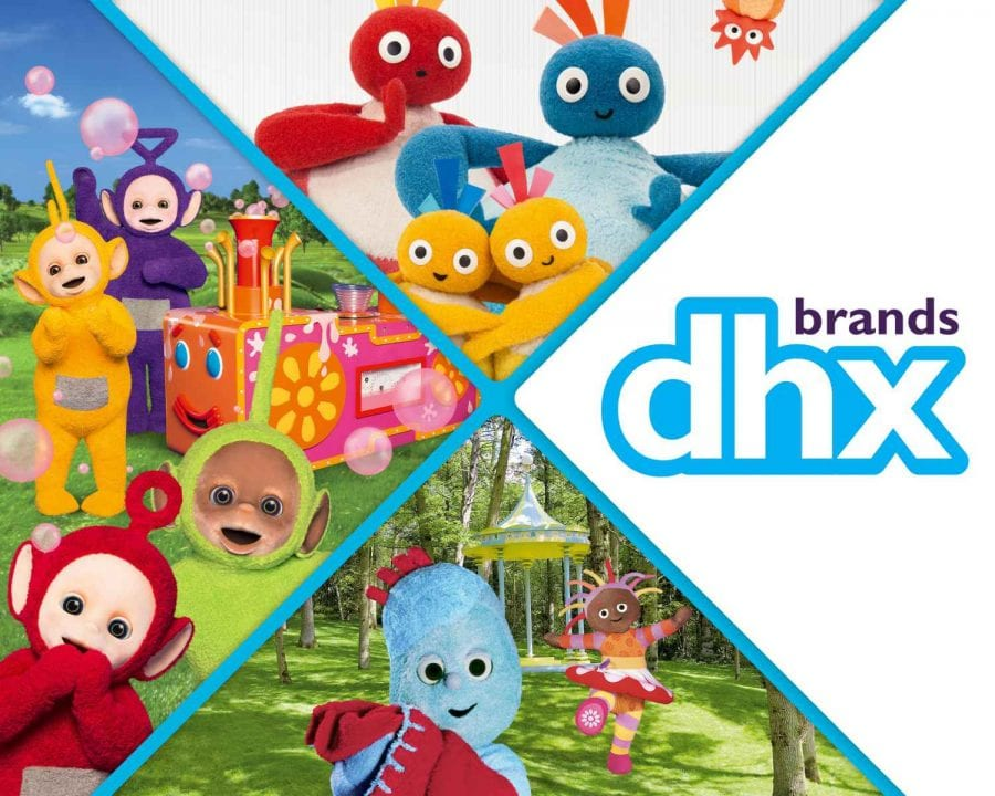 New DHX Brands deal boosts Teletubbies, In the Night Garden and Twirlywoos presence in SE Asia and Middle East