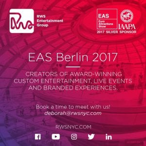 RWS Entertainment Group Sponsors Opening Reception EAS