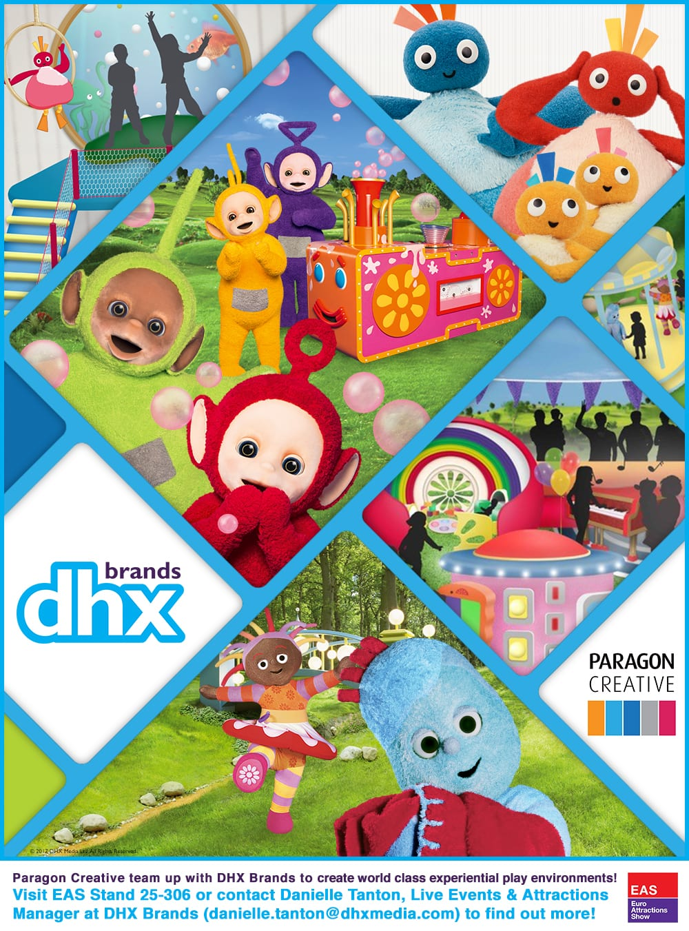 DHX Brands at EAS 2017