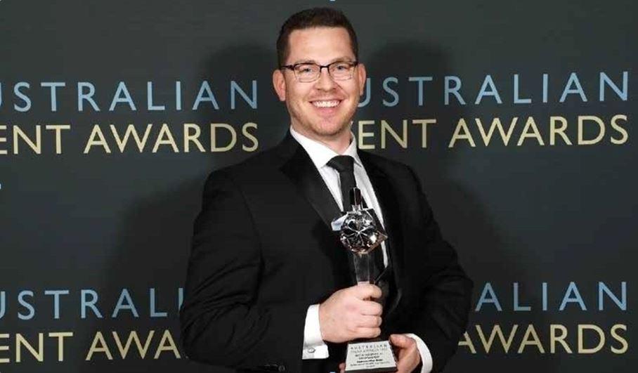Laservision's 'IMAGINE' wins Best Achievement in Entertainment at 2017 Australian Event Awards