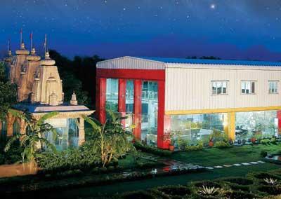 Nitin Desai Studios bollywood theme park