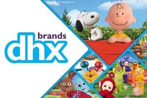 DHX Brands Logo