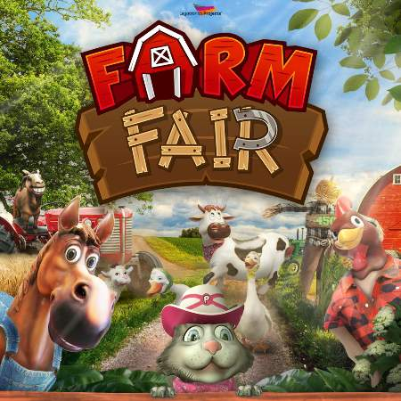 Lagotronics Projects to unveil new Farm Fair GameChanger dark ride at EAS 2017
