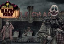 Knott's Scary farm Halloween attractions mazes Dark Ride