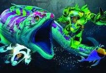 SimEx-Iwerks to create 4D attraction based on Technicolor underwater adventure series The Deep